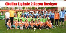 Erbaa'da Okullar Liginde 2.Sezon BAŞLIYOR