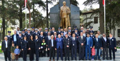 Erbaa'da Polis Haftası