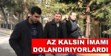 Erbaa'da Polis, Telefonda Dolandırılan İmamı Kurtardı