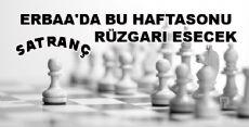 Erbaa'da Satranç Turnuvasına Yoğun İlgi
