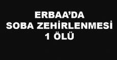 Erbaa'da Soba Zehirlenmesi Can Aldı
