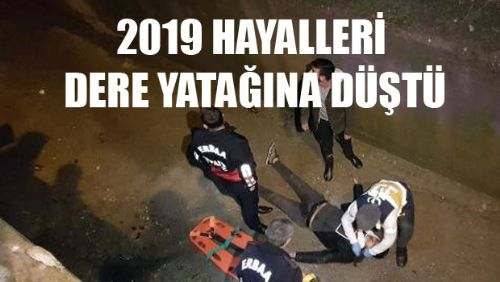 Erbaa'da Talihsiz Kaza