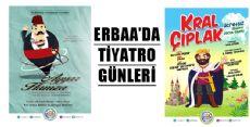 Erbaa'da Tiyatro