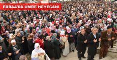 Erbaa'da Umre Heyecanı