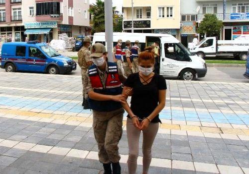 Erbaa'da uyuşturucu operasyonu