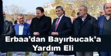 Erbaa'dan Türkmen Kardeşlerimize Yardım Kampanyası