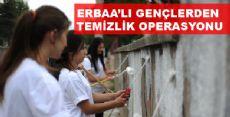Erbaa'lı Gençlerden Örnek Çalışma