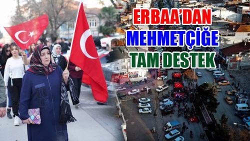 Erbaalılar Bayrakları Aldı ve...