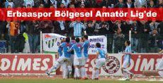 Erbaaspor Bölgesel Amatör Lig'de