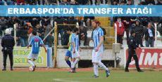 Erbaaspor'da Transfer Atağı