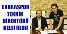 Erbaaspor'un Teknik Direktörü Belli Oldu