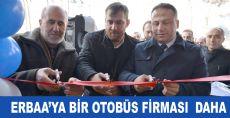 Erbaa'ya Bir Otobüs Firması Daha Geldi