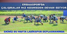 Ertelenen Ladikspor Erbaaspor Maçı Yarın Oynanacak