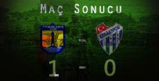 Fatsa Belediyespor-Erbaaspor Maç Sonucu