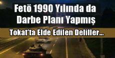 Fetö 1990 Yılında da Darbe Planı Yapmış