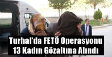 Fetö Liderinin Annesinin Adını Taşıyan Derneğe Operasyon: 13 Gözaltı