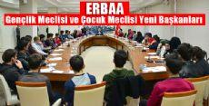 Gençlik Meclisi ve Çocuk Meclisi Yeni Başkanlarını Seçti