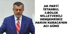 HARUN KARACA'NIN ACI GÜNÜ