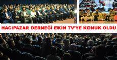 Hacıpazar Köyü Derneği Ekin Tv'de