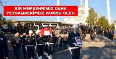 Hemşehrimiz Ankara'da Son Yolculuğuna Uğurlandı