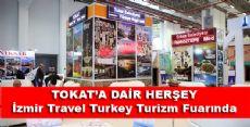 İZMİR'DE TOKAT RÜZGARI