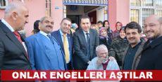 İstanbul'dan Niksar'a Engelleri Aşmaya Geldiler