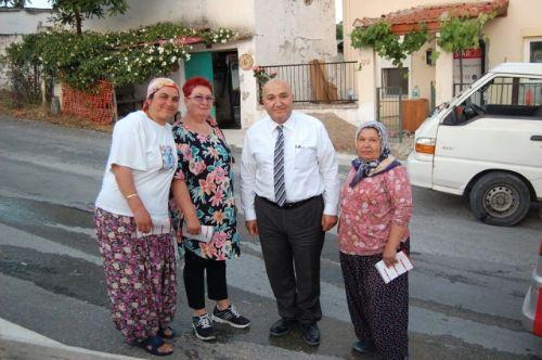 İzmir'i İyi Bilen Şahin, Kentine Hizmet İçin Aday