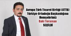 Avrupa Türk Ticaret Birliği (ATTB) Türkiye-Ortadoğu Başkanlığı