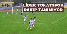 Lider TokatSpor Rakip Tanımıyor