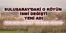 MALUM SEYİT TEKKE