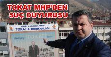 MHP'den Cumhurbaşkanı Erdoğan'ın Posterine İlişkin Suç Duyurusu