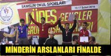 MİNDERİN ARSLANLARI FİNALDE