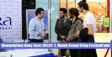 Mustafa Recep Kolcu 2. Namık Kemal Kitap Festivali'nde