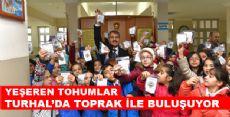 Öğrencilere 10 Bin Lale Soğanı Dağıtıldı