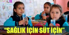 Okul Sütü Projesi