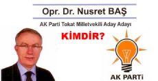 Opr. Dr. Nusret BAŞ KİMDİR?