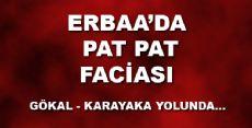 PAT PAT KAZASI 2 YARALI