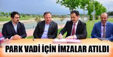 Park Vadi Artık Erbaa Belediyesinin