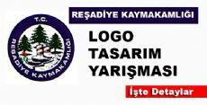 Reşadiye Kaymakamlığı Logo Yarışması