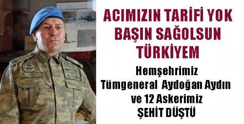 ŞIRNAK'TAN ACI HABER 13 ŞEHİT