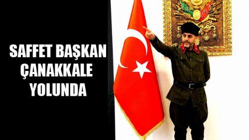 Şehitleri Anmak İçin İstanbul'dan Çanakkale'ye Yürüyor