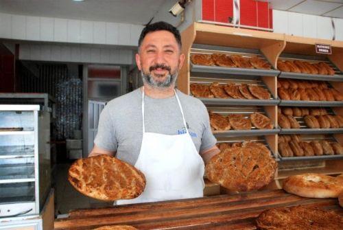 Siparişleri kargo ile teslim edilen tek ekmek