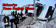 Erbaa'yı Yasa Boğan Kaza