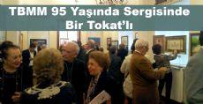 TBMM 95 Yaşında Sergisinde Erbaa'lı Bir Eser