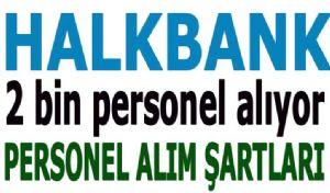 T. HALK BANKASI A.Ş. SERVİS GÖREVLİSİ GİRİŞ SINAVI