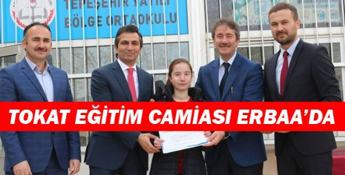 TOKAT EĞİTİM CAMİASI ERBAA'DA