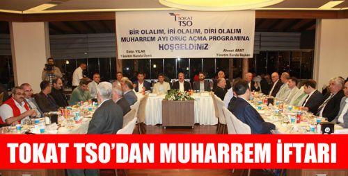 TOKAT TSO'DAN BİRLİKTELİK GECESİ