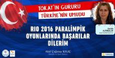 TOKAT'IN GURURU, TÜRKİYE'NİN UMUDU