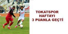 TOKATSPOR 1 - 0 FATİH KARAGÜMRÜK A.Ş.