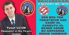 TOKATSPOR'A DESTEK KAMPANYASI BAŞLADI